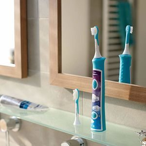 What Are The Benefits Of Electric Toothbrush For Children