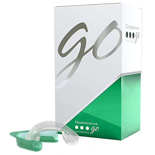 Opalescence Go - Prefilled Whitening Trays - 15% Teeth Whitening Kit, Oral Care - Mint Flavor