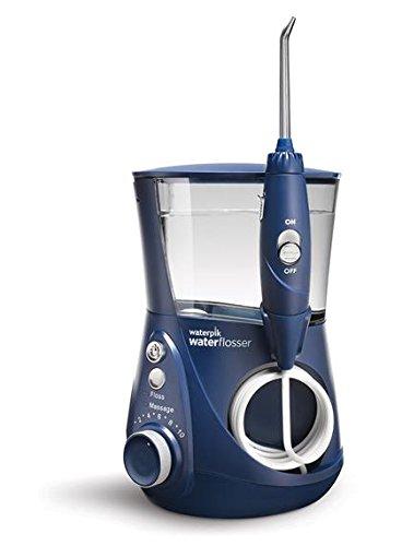 Waterpik Aquarius Professional Water Flosser Designer Series, Blue, WP-673