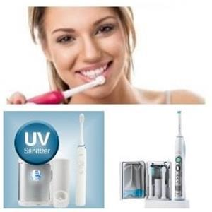 Best Electric Toothbrush With UV Sanitizer 2018