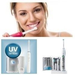 Best Electric Toothbrush With UV Sanitizer