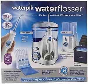 Best Waterpik Water Flosser Black Friday Cyber Monday Deals 2018