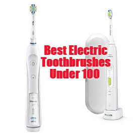 Best Electric Toothbrush Under 100 Dollars in 2019