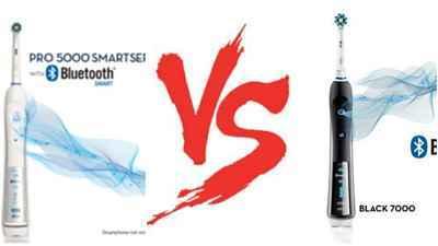Oral B 5000 vs 7000 vs 6000 Comparison Review