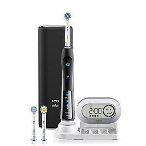 Oral B 7000 vs 8000 Genius electric toothbrush