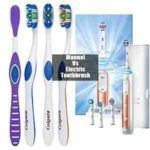 Electric Toothbrush vs Manual Toothbrush Pros & Cons