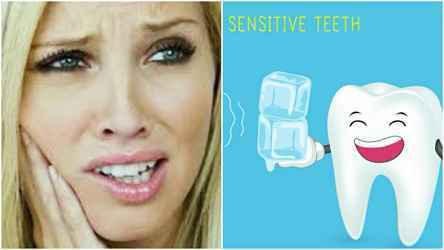 sensitive teeth vs sensitive gums